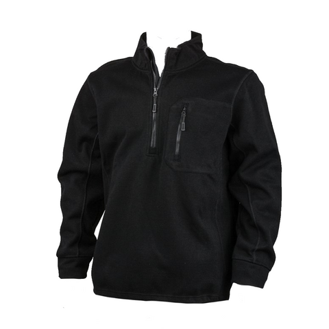 RUAPEHU WINDBLOCKER 1/4 ZIP JACKET