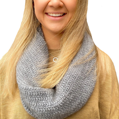 POSSUM CHUNKY LOOP SCARF