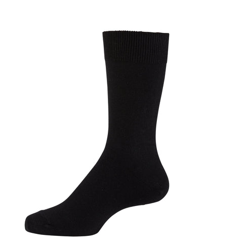 WOMENS PLAIN MERINO SOCKS