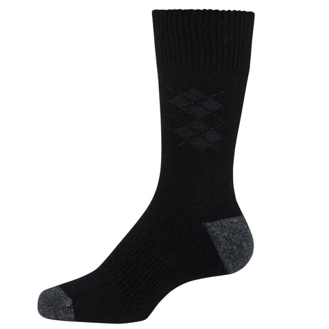 MEN'S ARGYLE CRISS CROSS