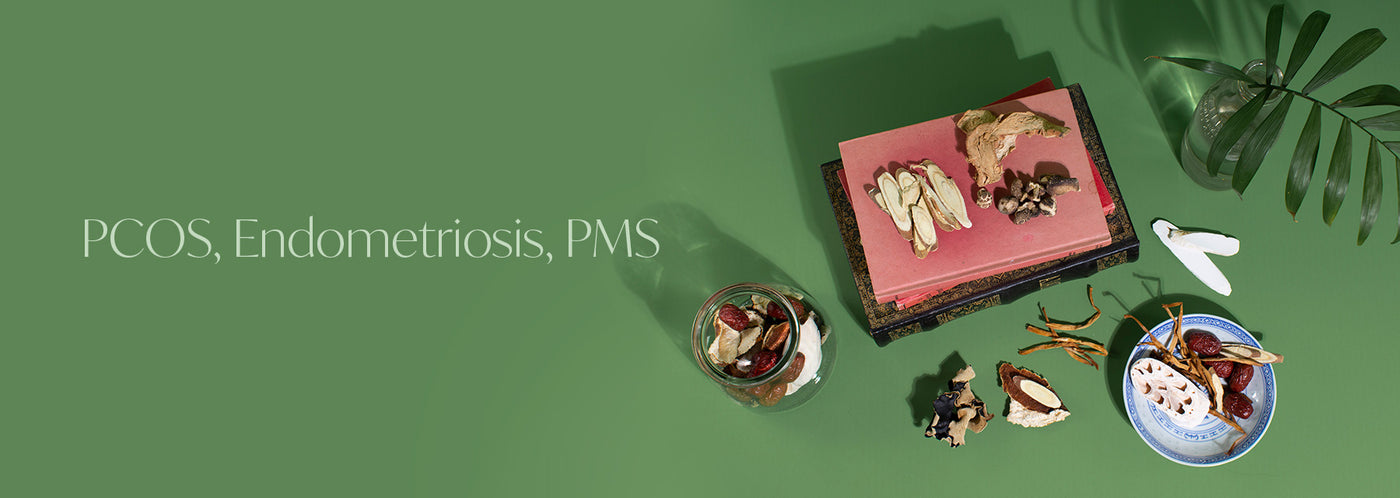 PCOS Endometriosis and PMS