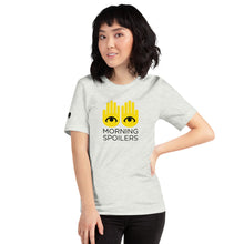 "Load image into Gallery viewer, ""Morning Spoilers"" Unisex T-Shirt"