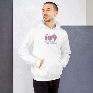 """io9 Welcome From The Future"" Unisex Hoodie"
