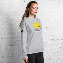 "Load image into Gallery viewer, ""Morning Spoilers"" Unisex Hoodie"