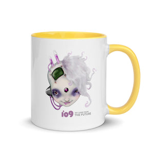 "The ""io9 Woman"" Mug"