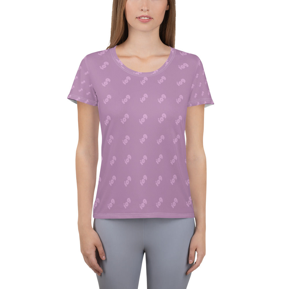 io9 All-Over Print Athletic T-shirt