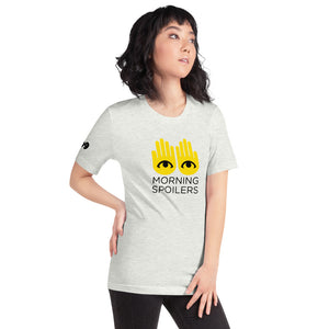 """Morning Spoilers"" Unisex T-Shirt"