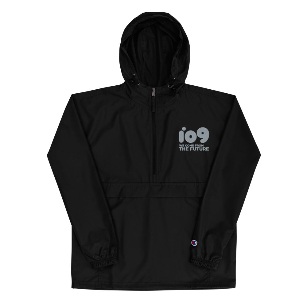 io9 Embroidered Champion Jacket