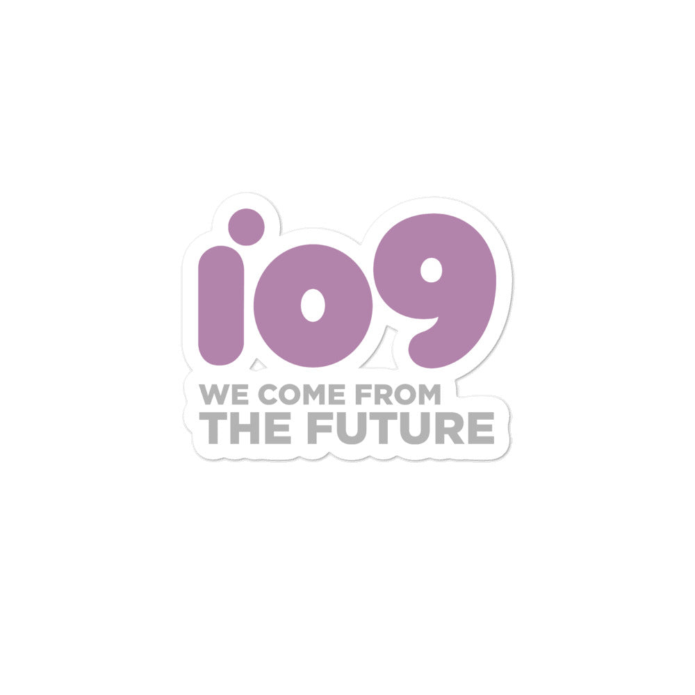 io9 Logo Stickers