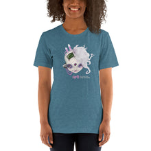 "Load image into Gallery viewer, The ""io9 Woman"" Unisex T-Shirt"