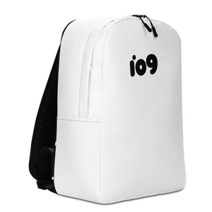 io9 Logo Minimalist Backpack