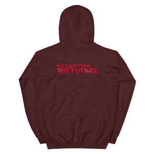 "Bloody i09 ""We Come From The Future"" Unisex Hoodie"