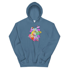 Load image into Gallery viewer, Gays In Space Unisex Hoodie