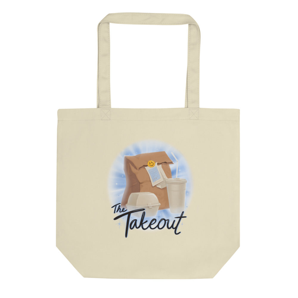 The Takeout TO-GO Tote Bag