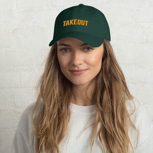 The Takeout Classic Baseball Cap