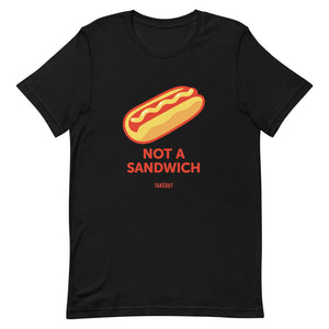 """Not a Sandwich"" Short-Sleeve Unisex T-Shirt"