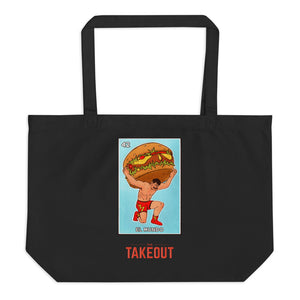 El Mundo Large Tote Bag