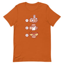 Load image into Gallery viewer, Wash Those Hands Unisex T-Shirt