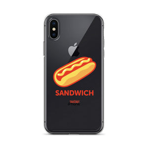 """Sandwich"" iPhone Case"