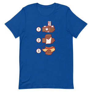 Wash Those Hands Unisex T-Shirt