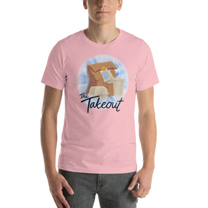 The Takeout TO-GO Unisex T-Shirt