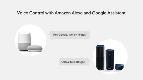 """alt="""" ALEXA / Google controlled feature SONOFF WIFI Wireless Smart Switch Remote Control Socket with Timer App Amazon Alexa Echo Tap Google Home Assistant Nest IFTTT Support"""""""