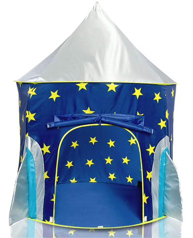 """alt=""""The Space Rocket ARTent Kids Play Tent House for Indoor & Outdoor Use"""""""