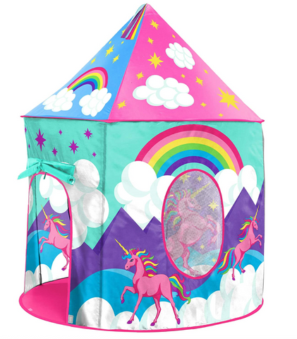 """alt=""""The unicorn ARTent Kids Play Tent House for Indoor & Outdoor Use"""""""