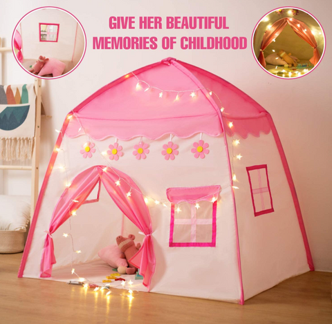 """alt=""""Cottage tent House ARTent Kids Play Tent House for Indoor & Outdoor Use"""""""