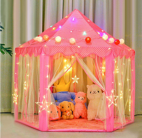 """alt=""""The Canopy ARTent Kids Play Tent House for Indoor & Outdoor Use"""""""