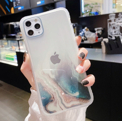 """alt=""""Prismatic Spring Earthues Soft TPU Case for iPhone 6 6S Plus 7 8 X XS XR Max 11 Pro SE 2020"""""""