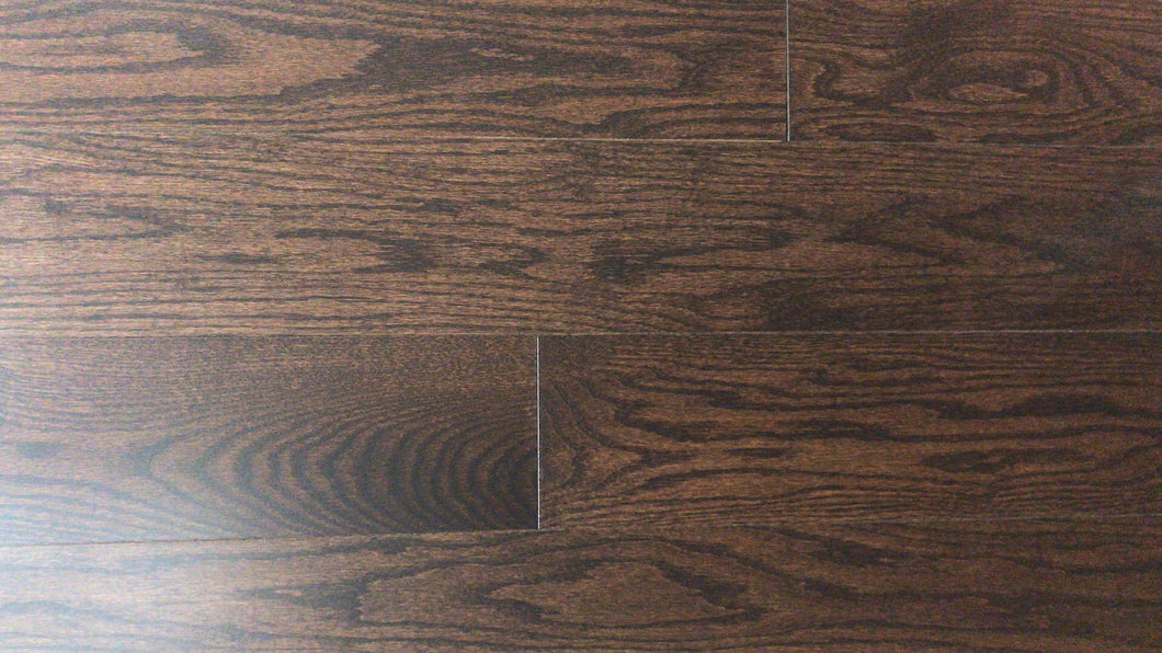 TOUCAN - HARDWOOD FLOORING- CHOCOLATE BROWN - TF5103