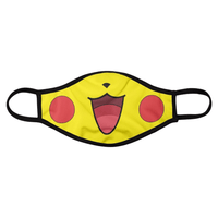 Pika Face Mask - Shift Royal