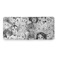 Ahegao Leather Wallet - Shift Royal