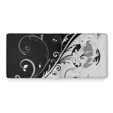 Koi Fish Leather Wallet - Shift Royal