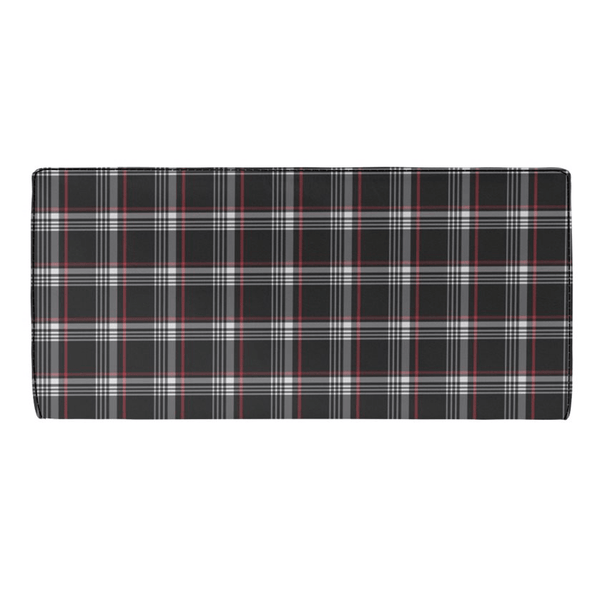Clark Plaid Travel Wallet - Shift Royal