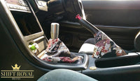 Japanese Kimono Style Shift Boot | Handbrake Boot - Shift Royal