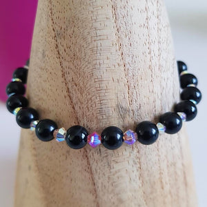 bracelet protection tourmaline