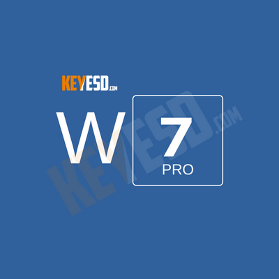 Microsoft Windows 7 Professional Key Esd [Global] - keyesd