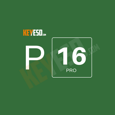 Microsoft Project 2016 Professional Key Esd [Global] - keyesd