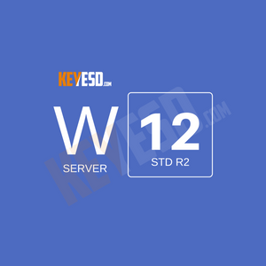 Microsoft Windows Server 2012 R2 Standard Key Esd [Global] - keyesd