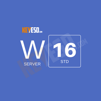 Microsoft Windows Server 2016 Standard Key [Global] - keyesd