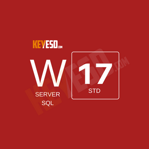 Microsoft Windows Server 2017 SQL Standard Key Esd [Global] - keyesd