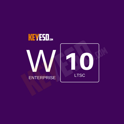 Microsoft Windows 10 Enterprise 2019 LTSC Key Esd [Global] - keyesd