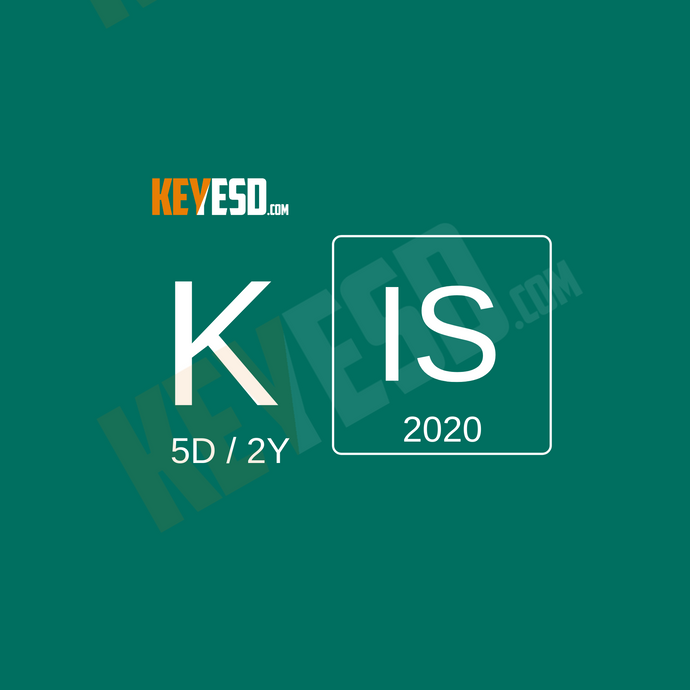 Kaspersky Internet Security 2020 - 5 Devices - 2 Year EU - keyesd