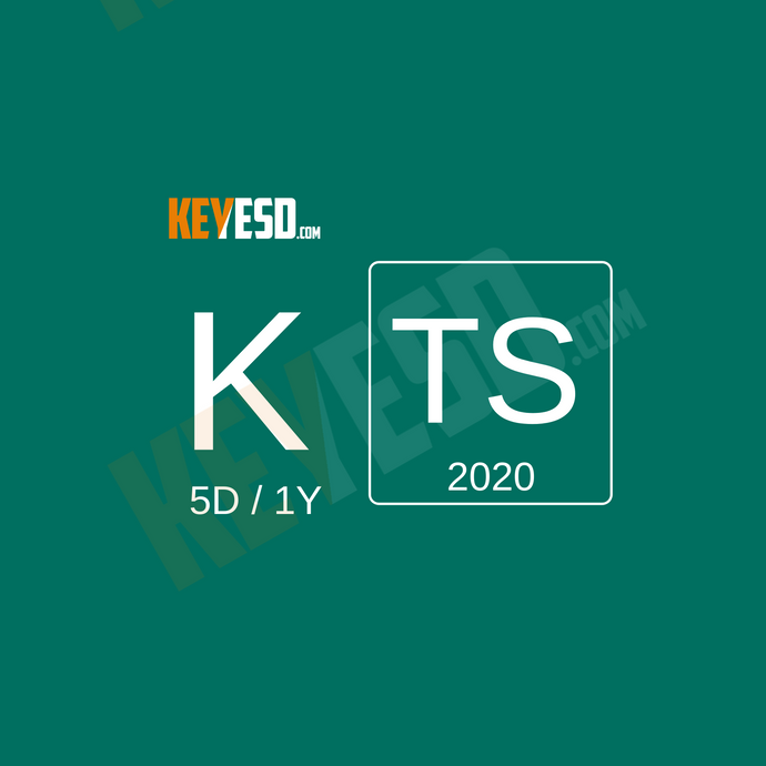 Kaspersky Total Security 2020 - 5 Devices - 1 Year EU - keyesd