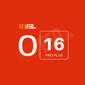 Microsoft Office 2016 Professional Plus Key esd [Global] - keyesd