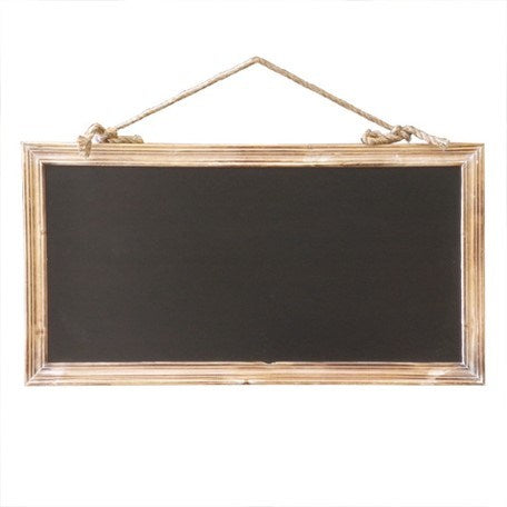 BLK CHALK BOARD LARGE
