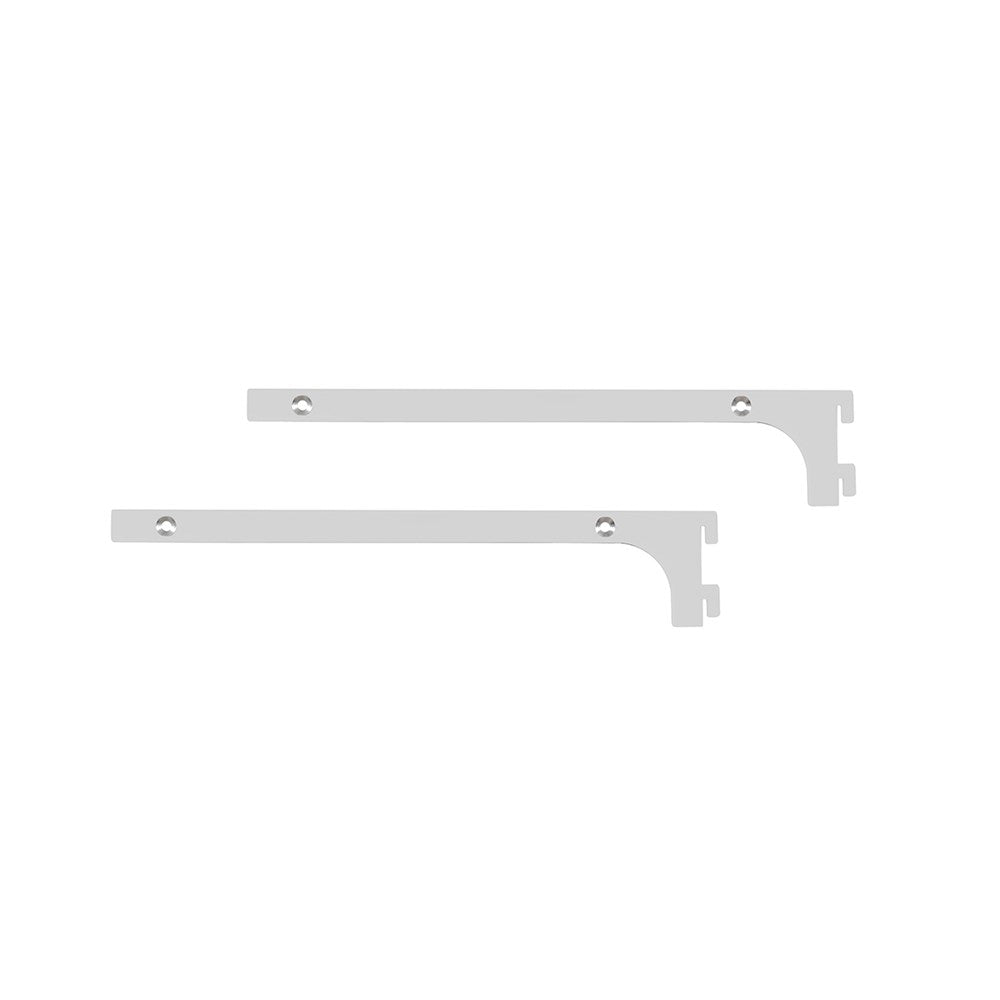 MAXe 18 mm shelf bracket set 300 mm D