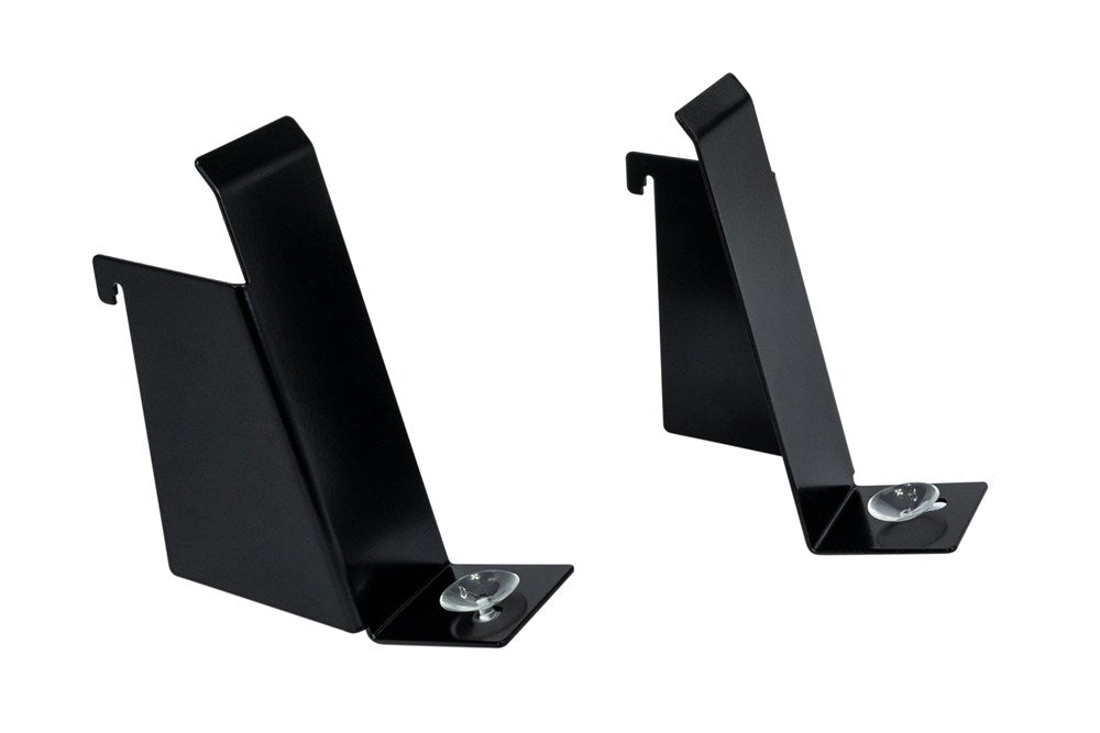 1 Drop Bracket Pair Black